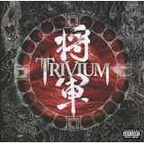 Cd Trivium Shogun [import] Novo Lacrado Original